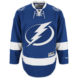 Tampa Bay Lightning Adult Home Jersey (BLANK)