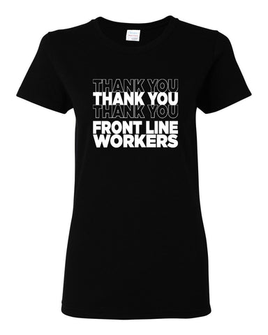 Thank You - Ladies Tee