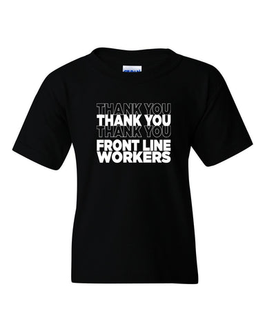 Thank You - Adult & Youth Tee
