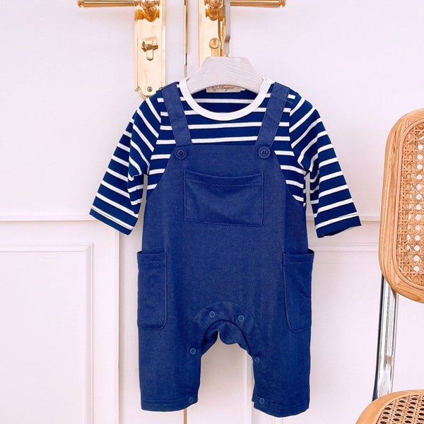 Boys Infant One-Piece Romper Yo Baby India