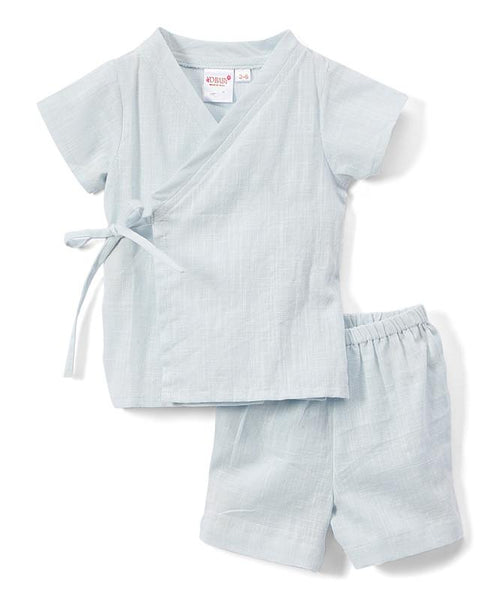 Powder Blue Infant 2 Piece set Boys Yo Baby Wholesale