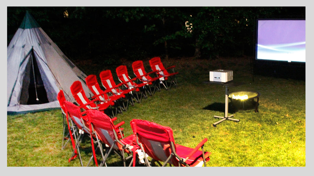Basic Outdoor Party Package