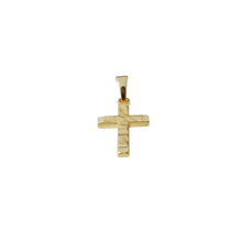 Hammer Cross Pendant