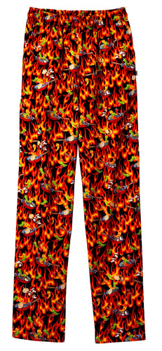 Five Star Unisex Chef Pant (What's Cooking)