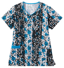 Bio Women's Print Top ( Cut Out )