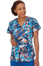 Bio Women's Print Top ( Cutting Edge )