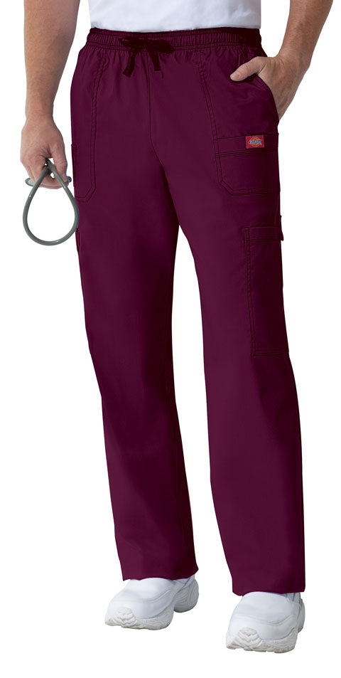 Dickies Men's GenFlex Pant (Wine)