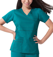 Dickies GenFlex Scrub Top (Teal)
