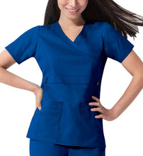 Dickies GenFlex Scrub Top (Royal)