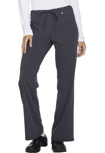 Dickies Xtreme Stretch Mid Rise Drawstring Pant (PEWZ)