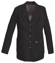 Dickies Xtreme Stretch Lab Coat ( Black )