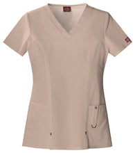 Dickies Xtreme Stretch Scrub Top (KHIZ)