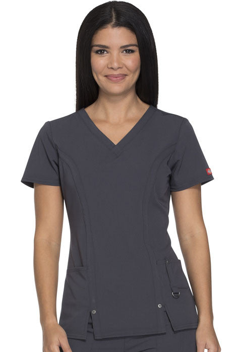 Dickies Xtreme Stretch Scrub Top (PWT)