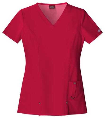 Dickies Xtreme Stretch Scrub Top (REWZ)