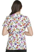 Cherokee Women's Print Tops ( Float Away Flowers )