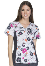 Cherokee Women's Floral Print Tops (Fleur You I Will)