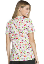 Dickies Women's Fruit Print Top (  Nuts About Nutrition )