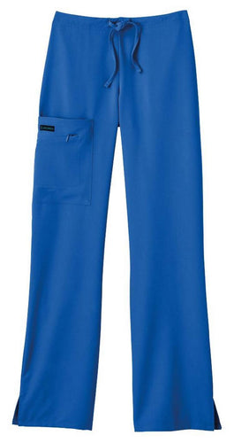 Jockey Tri-Blend Zipper Pant (Royal)