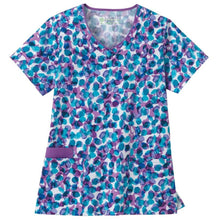 Bio Women's Print Top (Busy Bits)