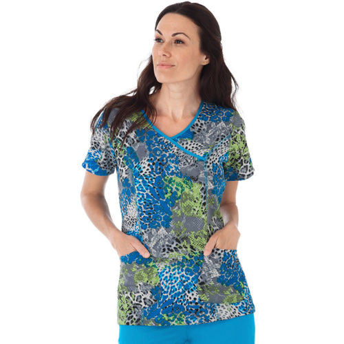 Jockey Scrub Top (At The Wild)