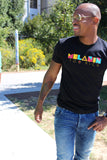 Men's Limited Edition Black Retro Tee