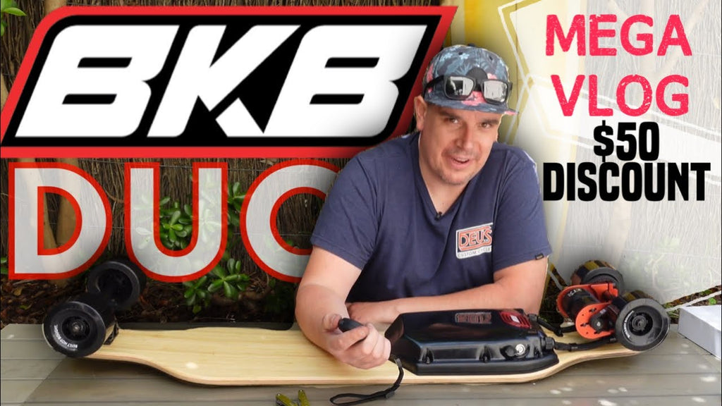 Scott Davies Builds and Reviews the BKB Duo