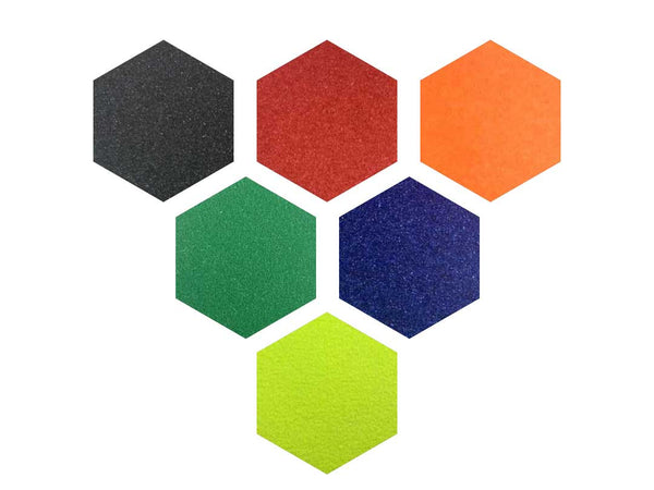 Griptape Hexagons (50)