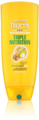 Garnier Fructis Triple Nutrition Conditioner - 25.4 Fl Oz-Garnier-pantryperks