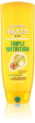 Garnier Fructis Conditioner - Fortifying - Triple Nutrition - 13 Fl Oz-Garnier-pantryperks
