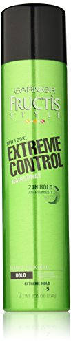 Garnier Fructis Style Extreme Control Anti-Humidity Hairspray - Extreme Hold - 8.25 oz.-Garnier-pantryperks