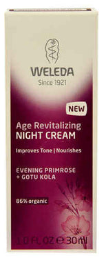 Weleda Night Cream - Age Revitalizing - Evening Primrose - 1 Oz-Weleda-pantryperks