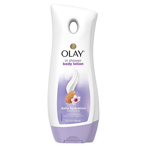 Olay Quench In-Shower Body Lotion - 15.2 Ounce- Packaging May Vary-Olay-pantryperks
