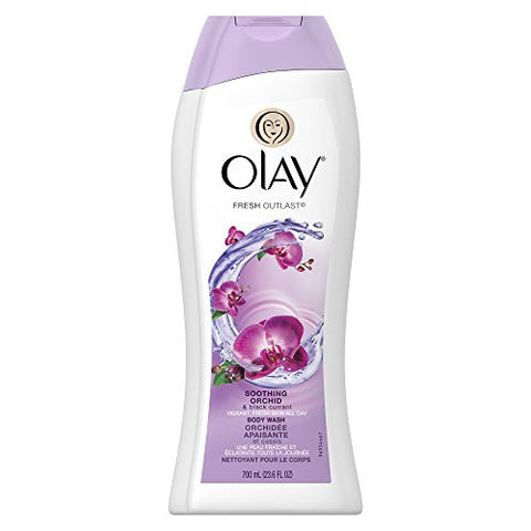 Olay Body Wash Luscious Embrace - 23.60-Ounce - Pack of 2-Olay-pantryperks