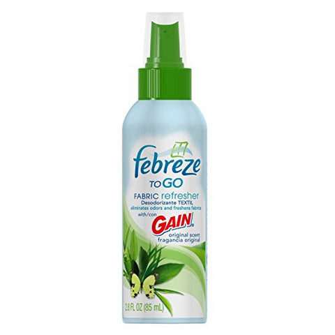 Febreze to Go Fabric Refresher with Gain Original Scent - 2.8-ounce- Pack of 3-Febreze-pantryperks