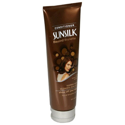 Sunsilk Beyond Brunette Conditioner - with Cocoa Bean Extracts - 9 fl oz - 266 ml-Sunsilk-pantryperks