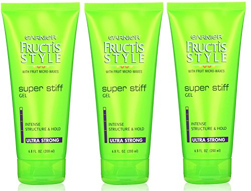 Garnier Fructis Style Super Stiff Gel Ultra Strong Hold 6.8 fl oz - 3 PACK-Garnier-pantryperks