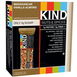 KIND Nuts and Spices - Madagascar Vanilla Almond - 12 Count-Kind Healthy Snacks-pantryperks