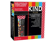 KIND Bars - Dark Chocolate Cherry Cashew + Antioxidants - Gluten Free - 1.4 Ounce Bars - 12 Count-Kind Healthy Snacks-pantryperks