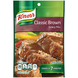 Knorr Gravy Mix Gravy Mix - Classic Brown 1.2 oz-Knorr-pantryperks