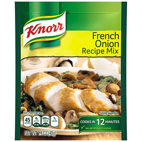 Knorr Recipe Mix Recipe Mix - French Onion 1.4 oz-Knorr-pantryperks