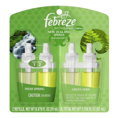 Febreze Noticeables Refill New Zealand Air Freshener - 1.758-Fluid Ounce-Febreze-pantryperks