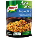 Knorr Asian Sides Rice Side Dish - Teriyaki Rice 5.4 oz-Knorr-pantryperks