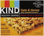 KIND Healthy Grains Bars - Oats & Honey with Toasted Coconut - 1.2 oz - 5 ct-Kind Healthy Snacks-pantryperks