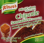 Knorr Mini Cubes - Chipotle - 20-Count Box-Knorr-pantryperks