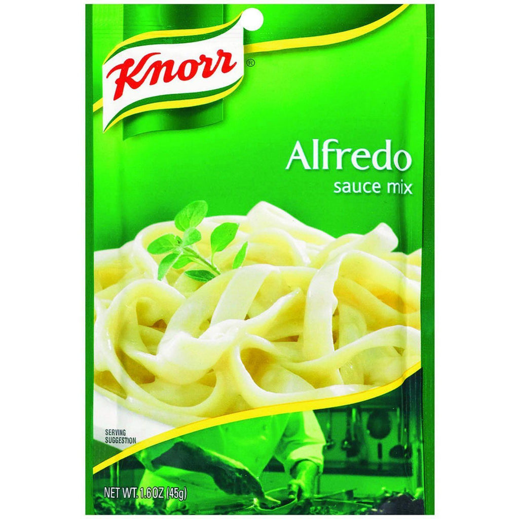Knorr Sauce Mix - Alfredo - 1.6 Oz - Case Of 12-Knorr-pantryperks