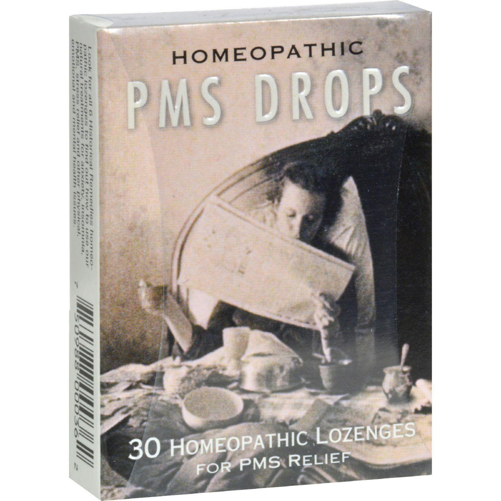 Historical Remedies Pms Drops - Case Of 12 - 30 Drops-Historical Remedies-pantryperks