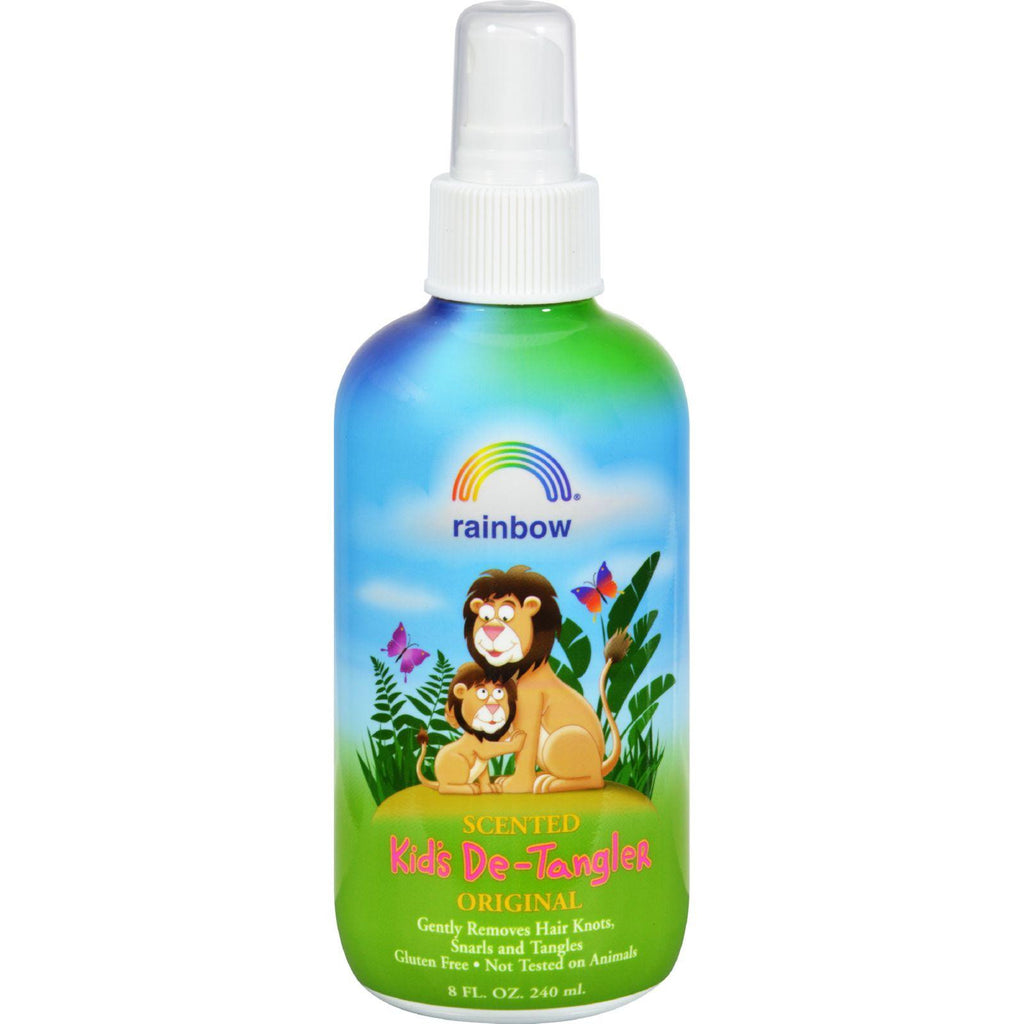 Rainbow Research Spray De-Tangler For Kids Original Scent - 8 fl oz-Rainbow Research-pantryperks