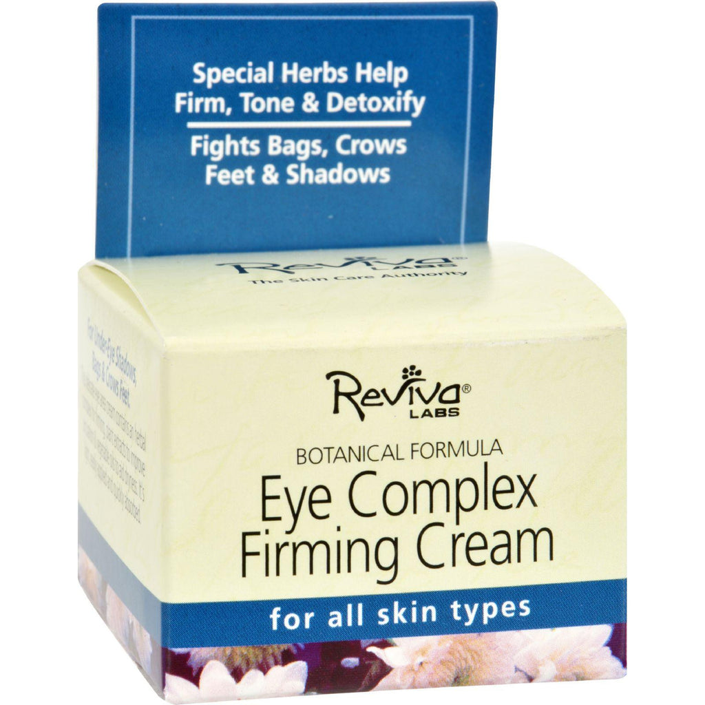 Reviva Labs Eye Complex Firming Cream - 0.75 Oz-Reviva Labs-pantryperks