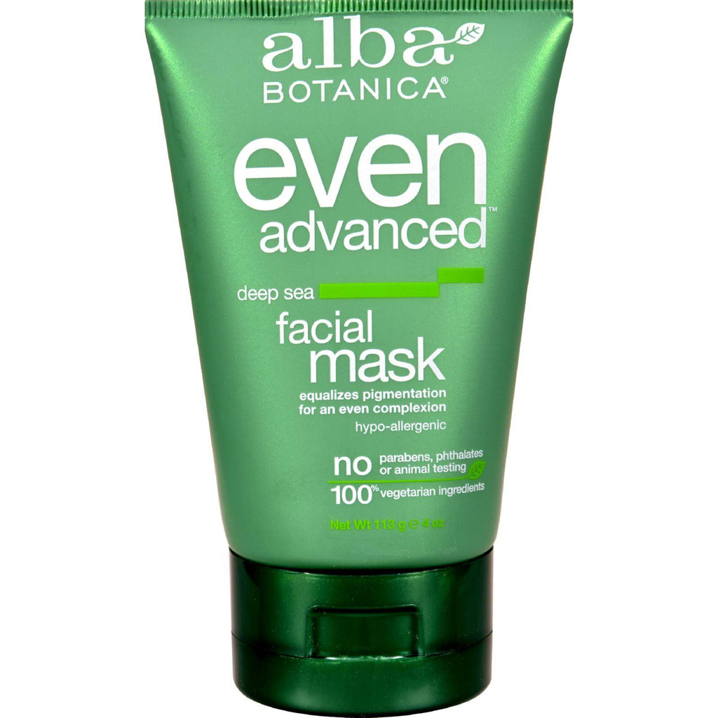 Alba Botanicaå¨ Even Advanced Deep Sea Facial Mask - 4 fl oz-Alba Botanica-pantryperks