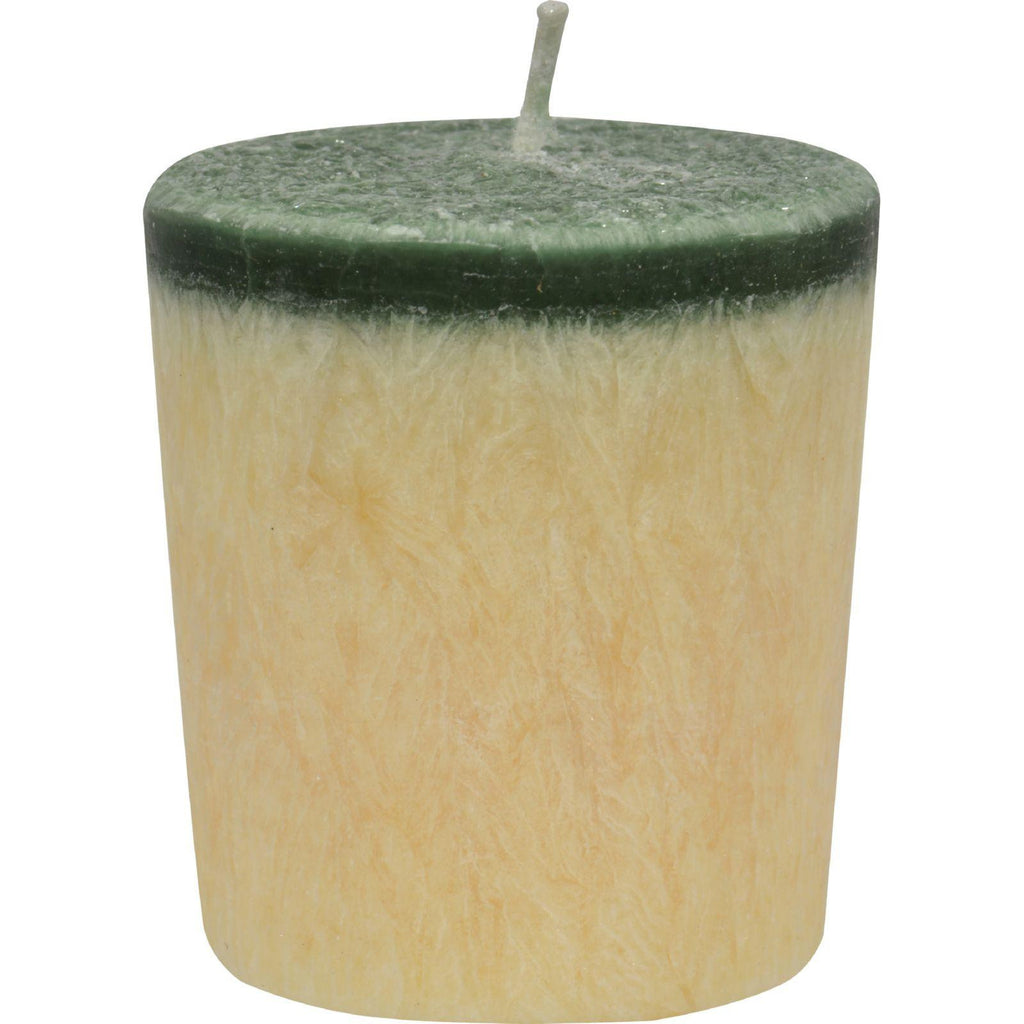 Aloha Bay Votive Candle - Spiced Pear - Case Of 12 - 2 Oz-Aloha Bay-pantryperks